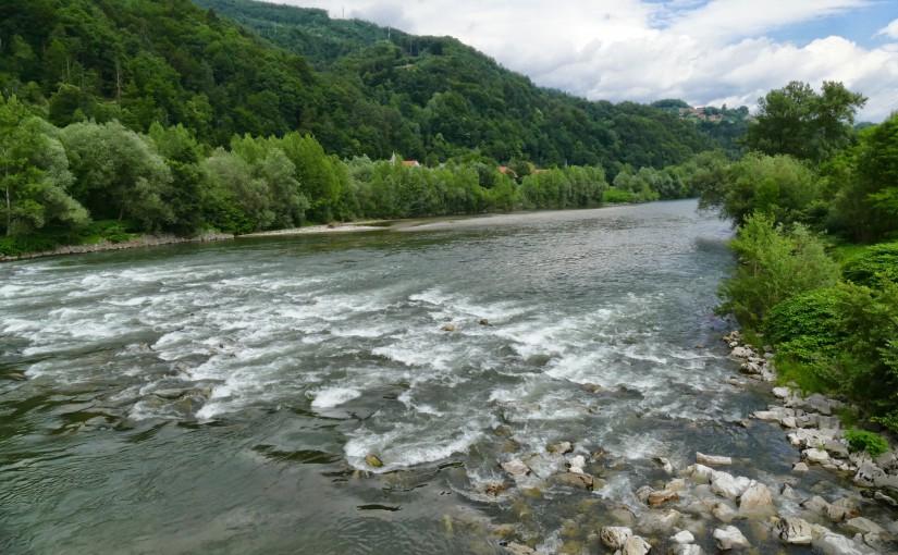 Flusstäler