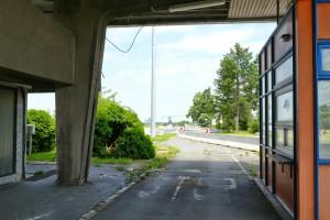 Grenzübergang bei Lendava